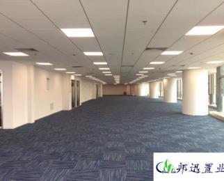 景枫中心 江宁CBD 精装修纯写 大开间自由分割 价格含税
