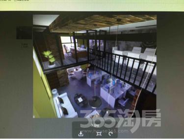 缤悦湾电商公寓102平米