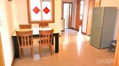 安居苑东村3室2厅2卫186平米简装整租