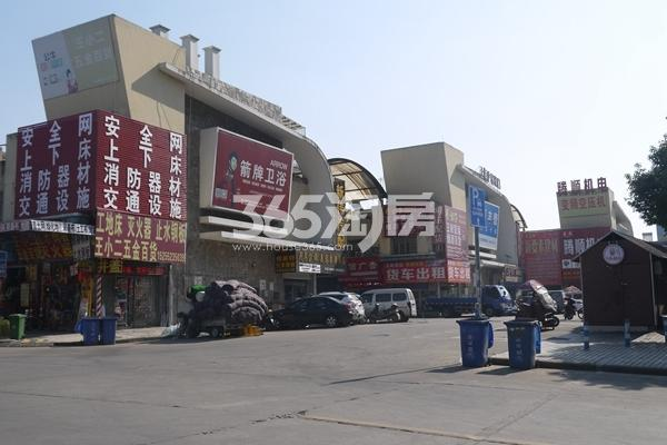 南翔城市广场 光彩大市场 201801