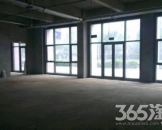 板桥莲湖湖朗诗绿色街区旁独栋商铺门宽80米层高5米适合多