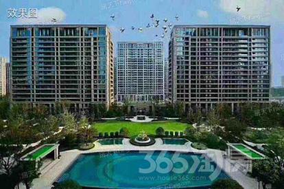 融创淮海壹号3室3厅2卫105平米豪华装产权房2018年建