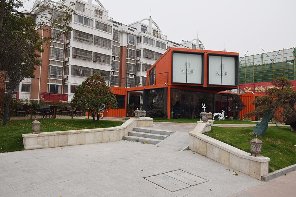 万达华府·大公馆实景图