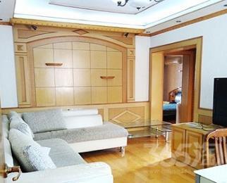湖墅南路左家新村2室1厅1卫81平米整租精装个人房子无
