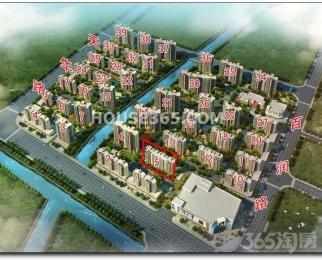 天润城12街区2室2厅1卫72.00平米整租简装