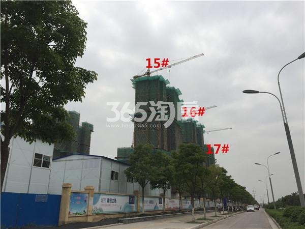 鱼先生的社区三期15#163约建20层以上(5.30)