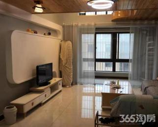 江岸景城 3室2厅2卫 精装 拎包入住 送露台