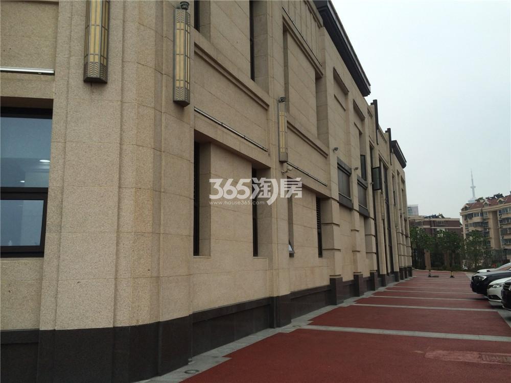 恒盛金陵湾4号楼实景图(10.18)