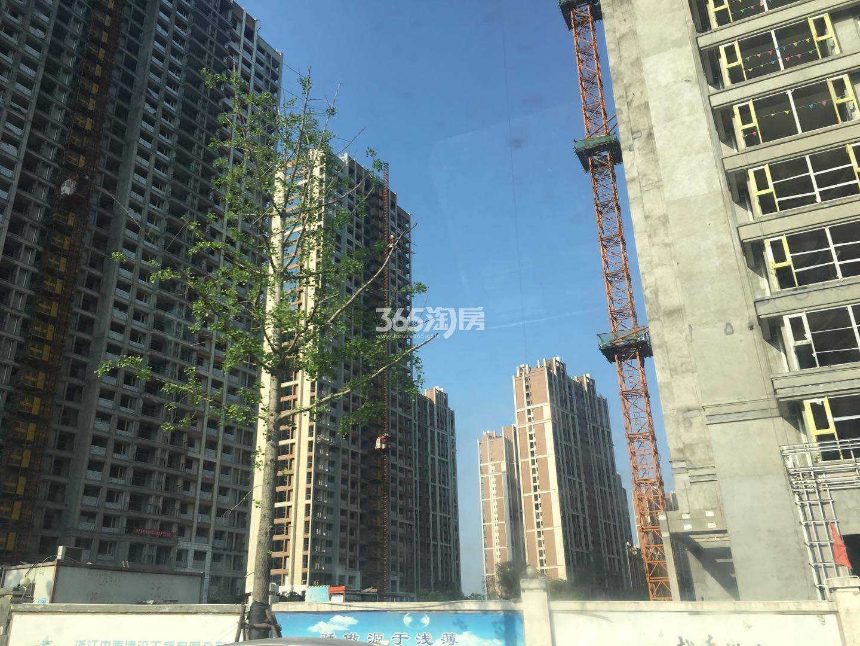 越秀星汇城实景图(5月摄)