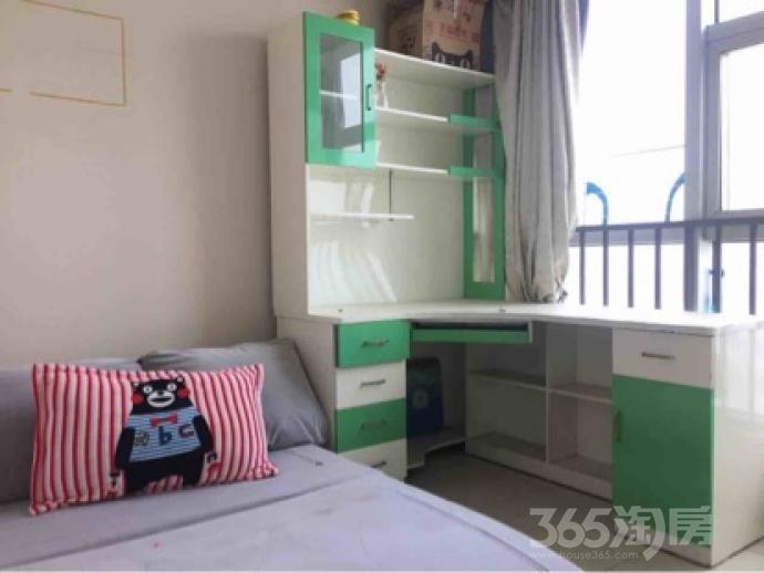 家玲酒店公寓中商万豪两卧室朝南可长短租非中介