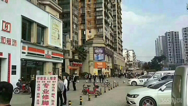 遂宁万达广场50平米2018年营业中毛坯