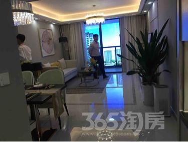 东海水景城2室2厅1卫75平米精装使用权房2014年建满五年