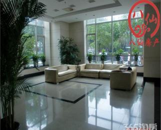 汇杰广场珠江路3号口 地铁大厦旁 周边配套齐全 全套家具