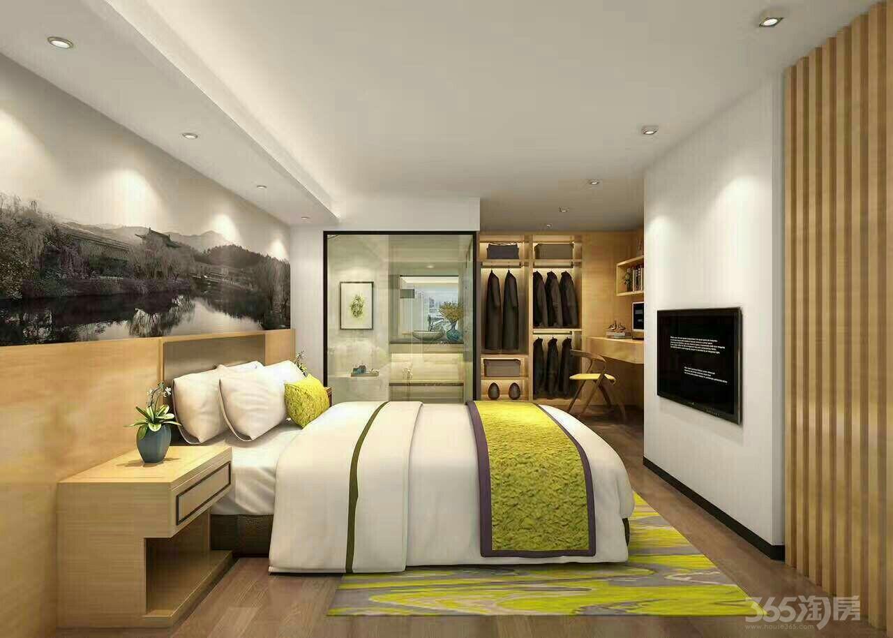 下沙地铁0距离,精装修公寓,总价低,收益高