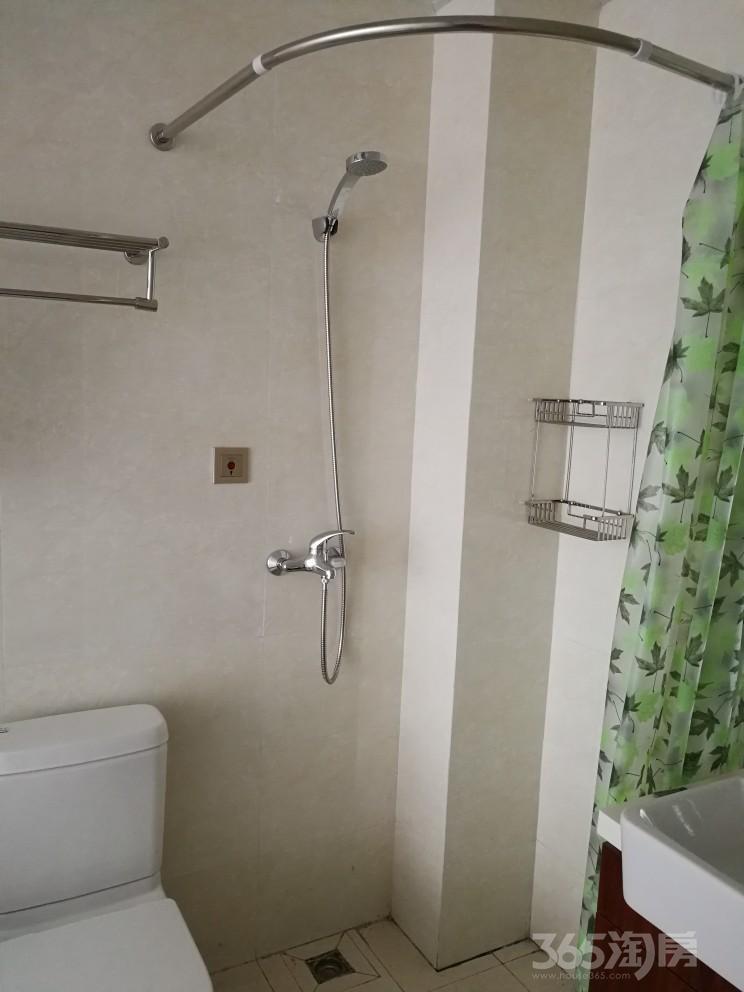 松江置地广场1室0厅1卫42平米整租精装