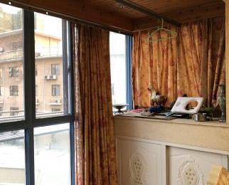 江畔明珠广场3室2厅2卫123.81平米豪华装
