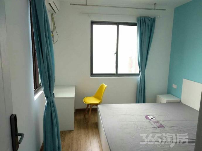 三里新城桂苑1室1厅1卫22平米合租精装