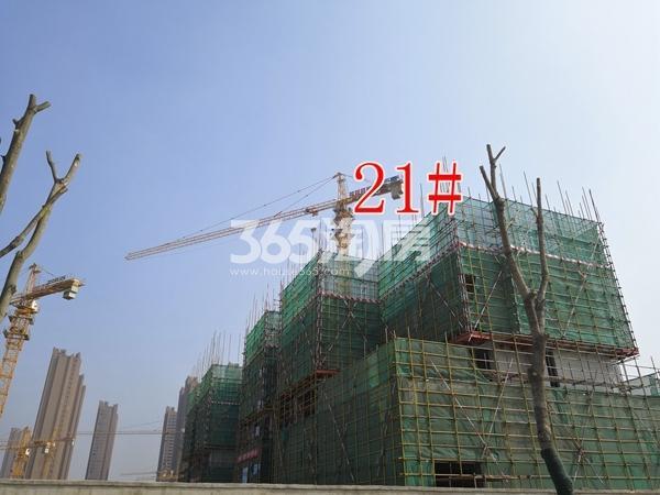 中梁香缇公馆高层21楼建至5层以上(3.5)