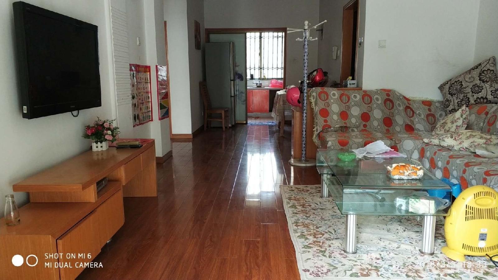 禹州华侨城一期多层2室2厅1卫86平米整租精装