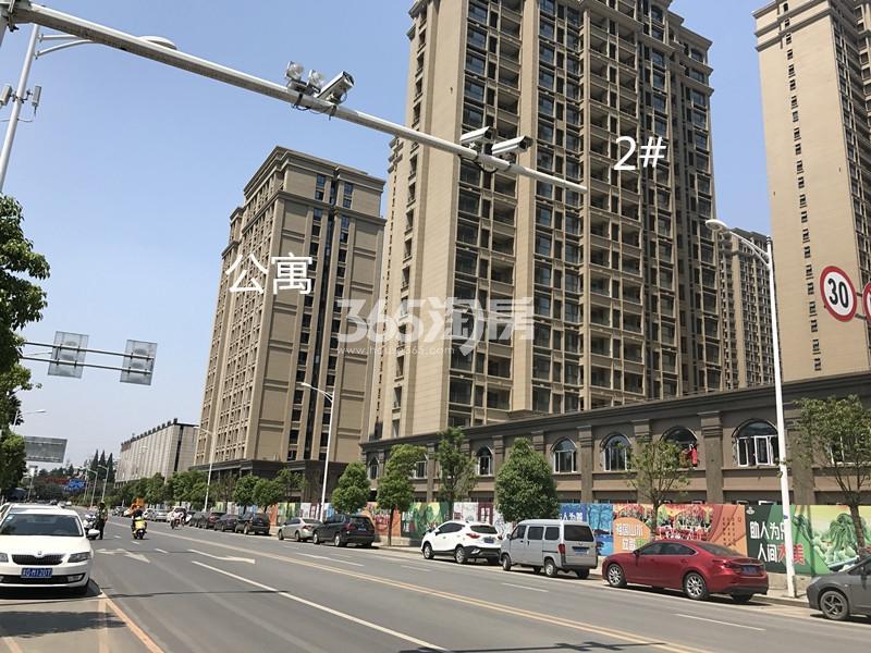 中电颐和府邸2号楼进展图(10.20)