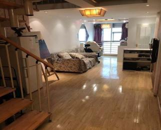 奥体东 地铁口 东渡新锐国际2室2厅2卫整租