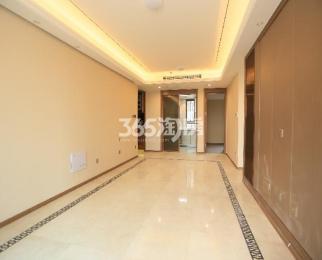 鲁能公馆3室3厅2卫90平米豪华装产权房2018年建