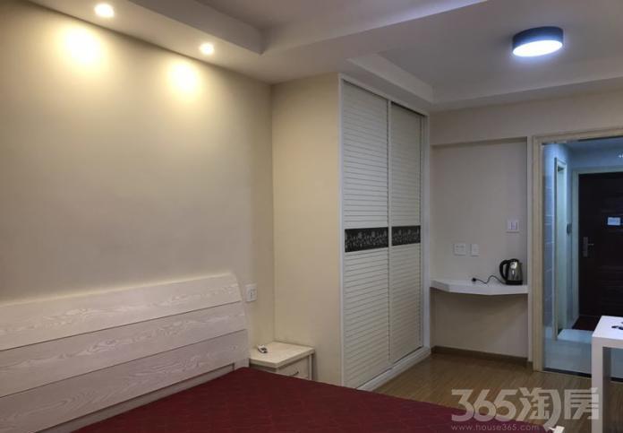 铜锣湾1室1厅1卫35㎡整租精装