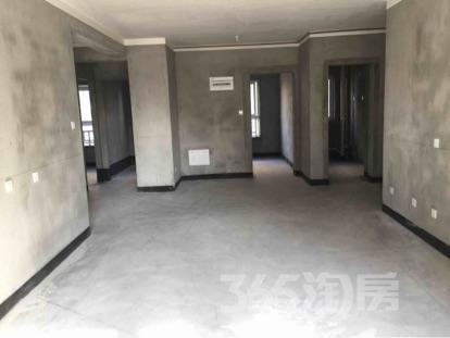荣盛鹭岛荣府3室2厅2卫113平米毛坯产权房2018年建