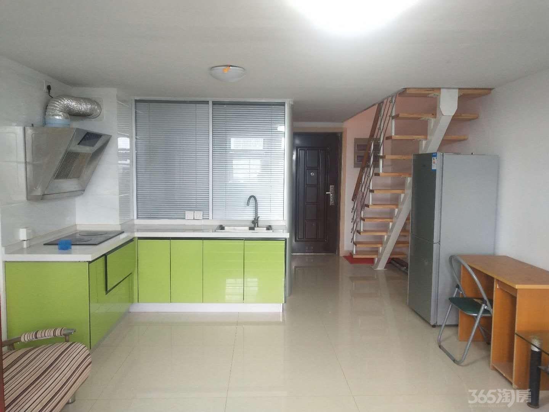 立德绿筑空间2室1厅1卫58平米整租精装