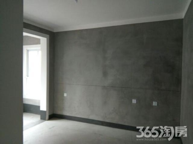 荣盛龙湖半岛2室2厅1卫76.76平米整租毛坯