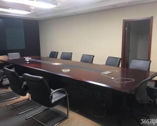 银城广场直租 河西龙江核心区 658平豪华装修 全套家具