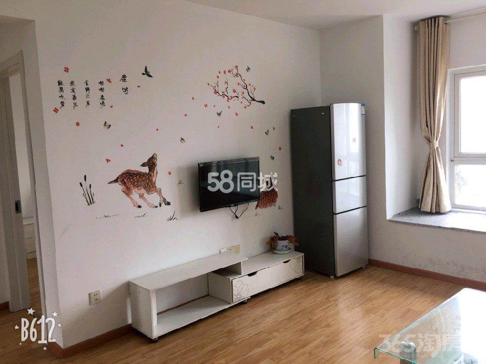 欧风花苑3室2厅1卫88平米整租精装
