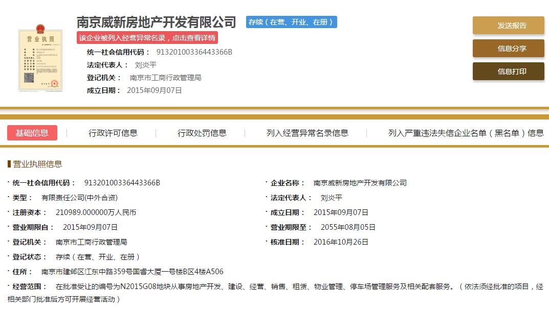 金地中心菁华销售证照