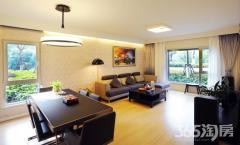 朗诗国际街区南园3室2厅2卫132�O整租豪华装