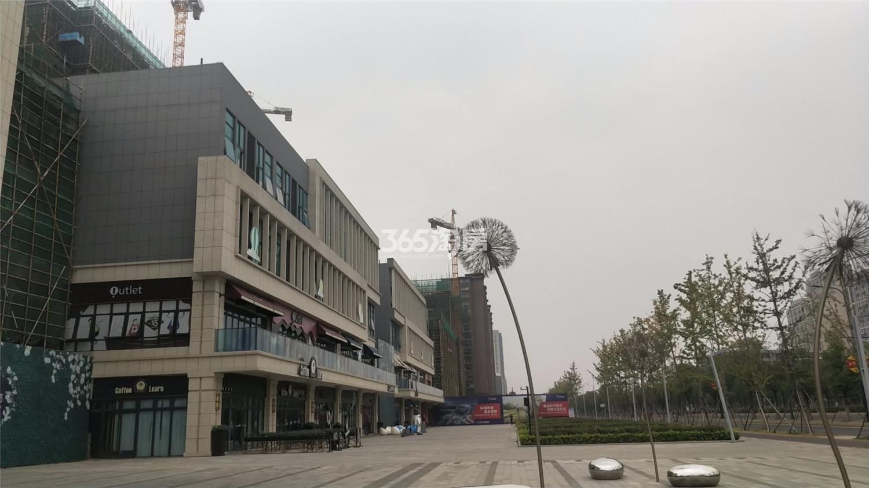 蔚蓝荟实景图