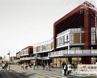 奥南 金地自在城中心商铺 低价出租 拿房就用 面积大 方便