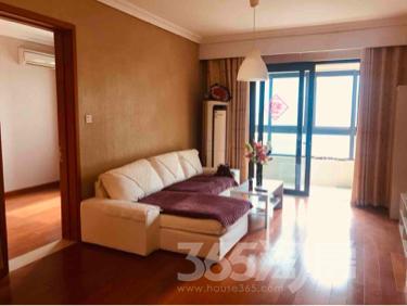 仁恒江湾城二期2室2厅1卫90平米整租豪华装