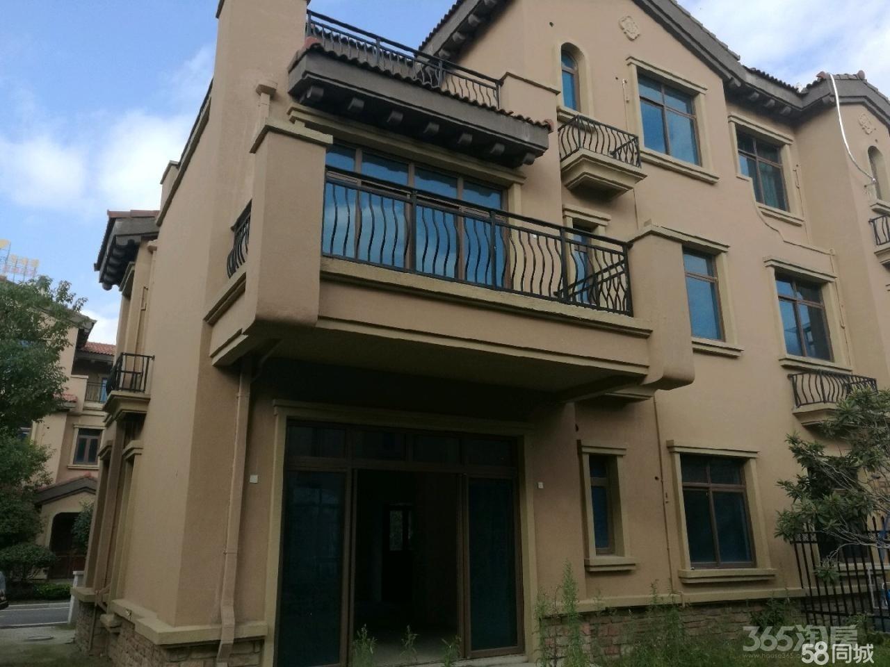 汊河碧桂园城市花园5室3厅4卫227平米2012年产权房毛坯