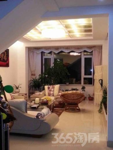 中天御苑8室2厅0卫355平米豪华装产权房2009年建