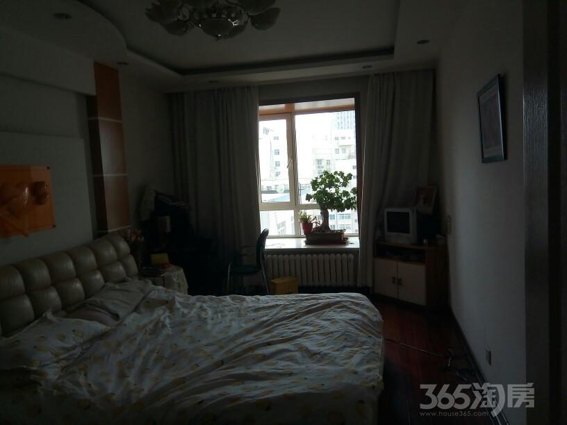 雍添金园2室2厅1卫124.08平米2004年产权房精装