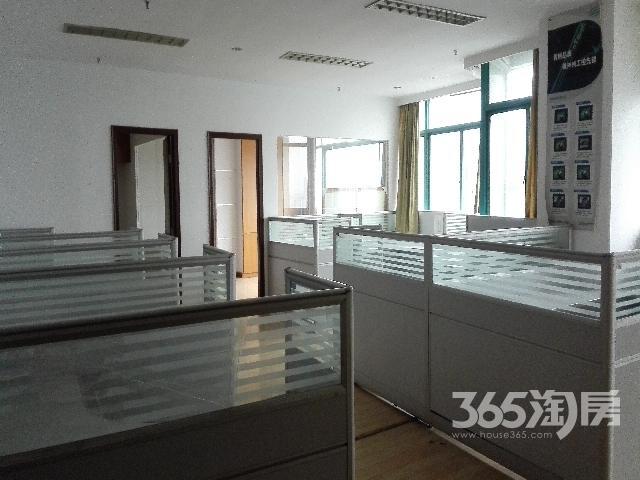 府琛商务广场2号楼180.00�O2005年可注册公司简装