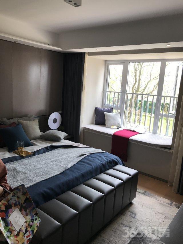 中央城学府壹号4室2厅2卫118平米2017年产权房精装