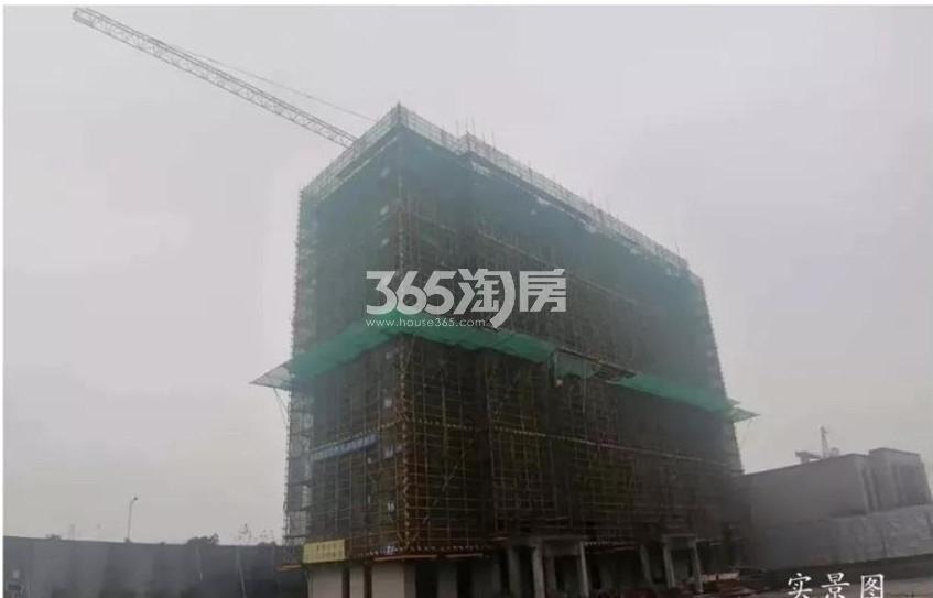 颐和九里1号楼实景图(12.31)