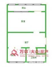 连元街小学学区房 五姓巷小区精装单间 带电梯 学前可用