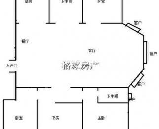 伟星物业+大四房+中间楼层+边户采光好+双学区房+无税房+急售房