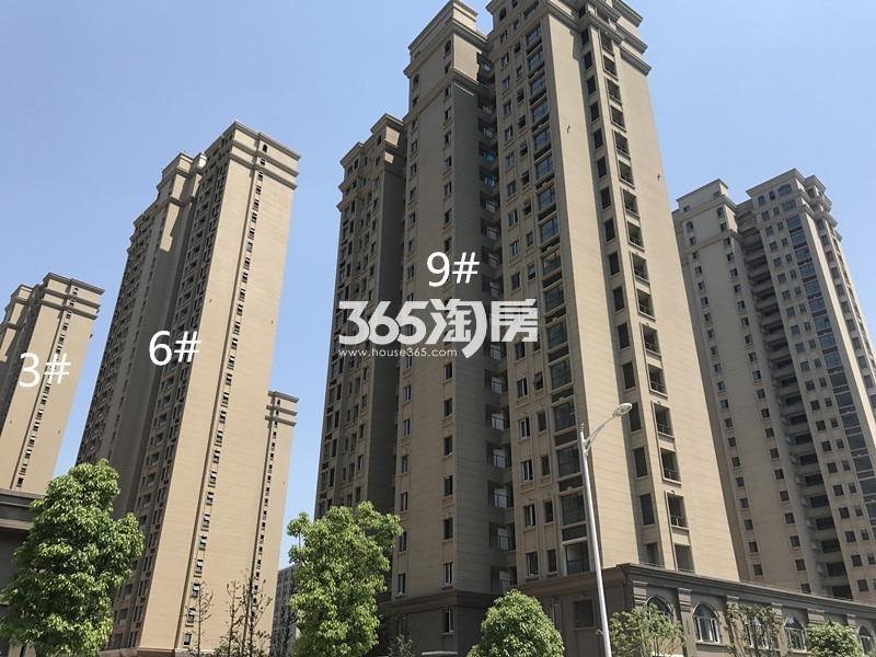 中电颐和府邸3、6、9号楼进展(9.22)
