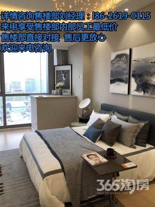 禾悦壹号1室1厅1卫25�O2017年产权房精装