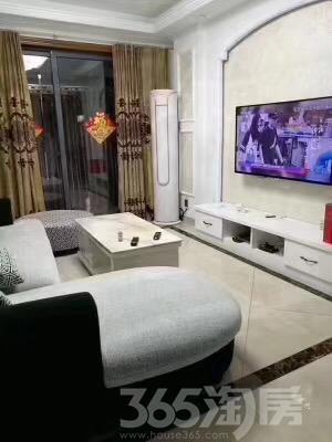 华府景苑2室2厅1卫100�O2015年产权房精装