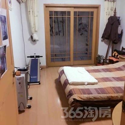双拜巷教师公寓2室1厅1卫74平米简装产权房2000年建
