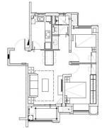 百家湖商圈 1号线3号线围绕 精装修 环境优美 3房仅430
